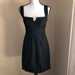White House Black Market Sexy Black Dress